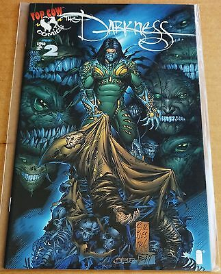 "Top Cow/image  ""the Darkness #2"" Comic  New/unread  High Grade  N/m  1997"