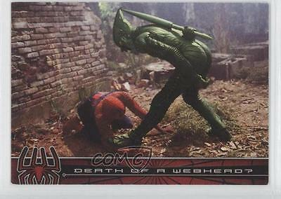 2002 Topps Spider-Man: The Movie #77 Death of a Webhead Non-Sports Card 0b6
