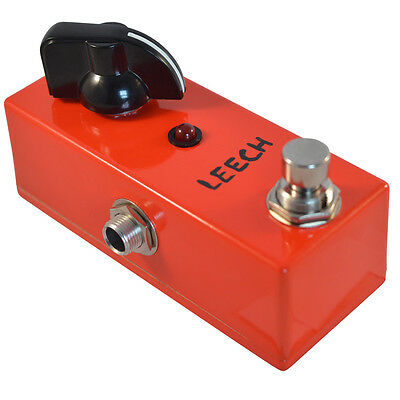 The Leech - Passive Volume Attenuator Guitar Pedal with LED