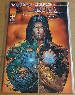 "Top Cow/image  ""the Darkness #9"" Comic  New/unread  High Grade  N/m  1997"