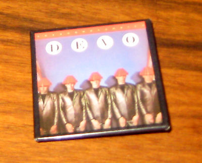 VTG DEVO Pin Pinback Button Badge FREEDOM OF CHOICE Are We Not Men