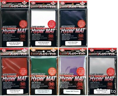 KMC Hyper Mat Card Sleeves | MTG | Pokemon