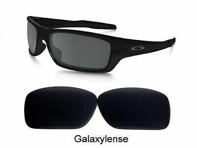 2a5c532c8d Galaxy Replacement Lenses For Oakley Turbine Sunglasses Black Polarize  100%UVAB