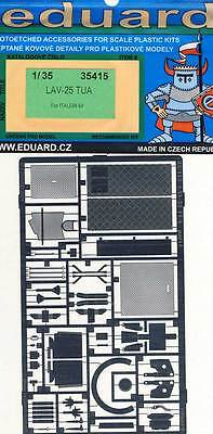 eduard US Armoured car LAV-25 TUA model kit Etched parts 1:35 Photoetch set
