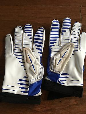 Terrance Williams Game Worn Used Dallas Cowboys Gloves Baylor