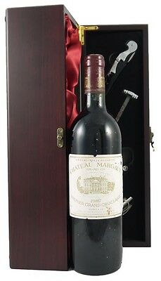 1987 Chateau Margaux 1987 Vintage Red Wine Margaux