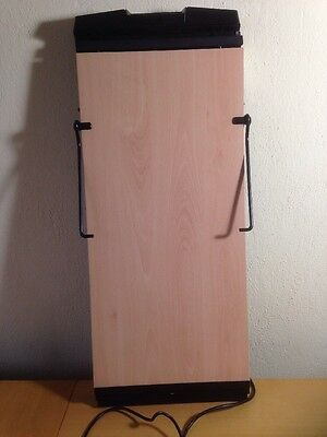 Corby 7700 Oak Trouser Press RRP:£150