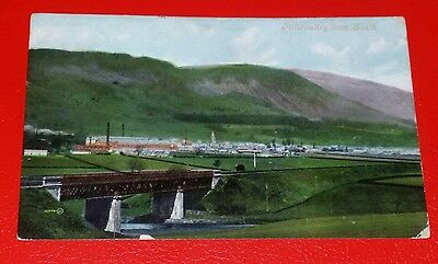 TILLICOULTRY FROM SOUTH? BURNSIDE - Early 1900's (A).