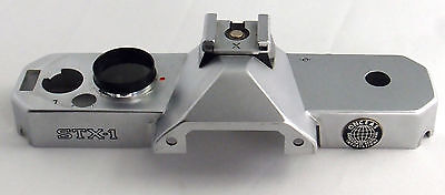 (Prl) Fujica Stx-1 Ricambi Callotta Superiore Camera Body Spare Part Repair Lab