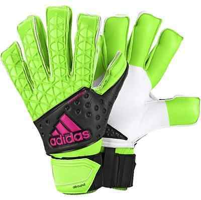 Adidas ACE Zones Fingersave Allround Goalkeeper Gloves Soccer - Style AH7807