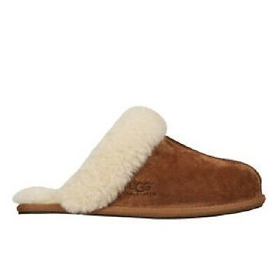 Ladies Ugg Scuffette Slippers Size Uk 7.5