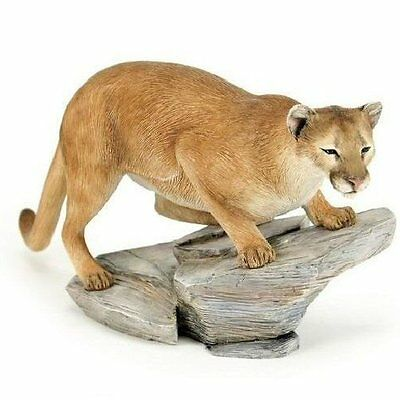 Mountain Lion Figurine
