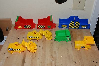 Tomy Train Big Big Loader Replacement Dump Truck Scooper Loader w/ Transfer Ramp
