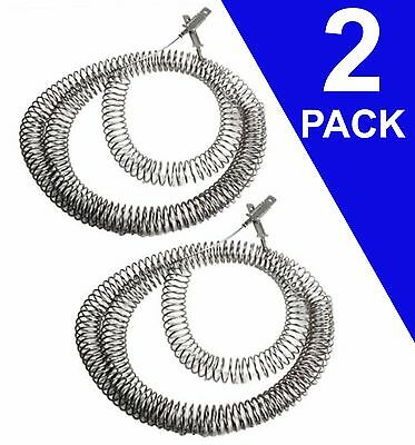 2 Pack of 5300622034 Dryer Heater Coil for Frigidaire, Kenmore, GE