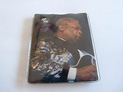 BB King Blues Guitar RARE Band Tour Concert Issued PROMO Travel Flashlight