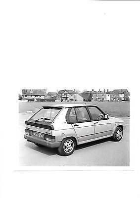 "Citroen Visa Gti Model Press Photo "" Brochure Related """