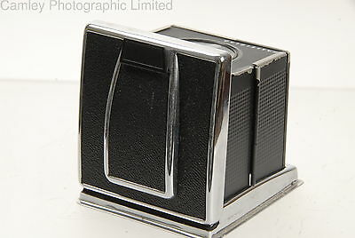 Hasselblad Waist Level Finder (WLF) in Chrome (42021). Condition – 6E [5313]