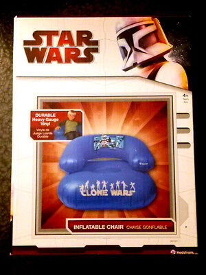 Star Wars Inflatable Chair Clone Wars Hedstrom