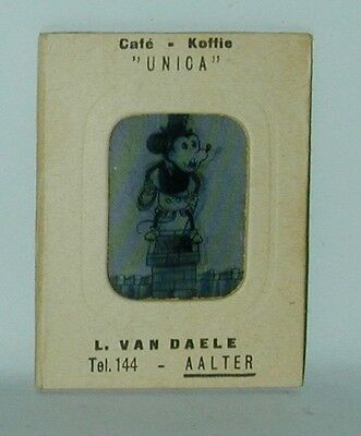 Mickey Mouse Vari Vue Flicker Picture #5 Coffee Brand Premium 1930s Germany