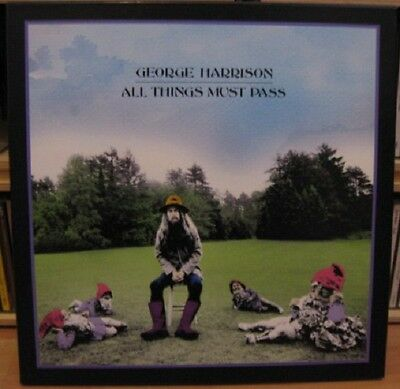 GEORGE HARRISON All things must pass Vinyl 3LP 180 gr Boxset NM new sealed