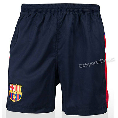 Barcelona FC 2015 Supporter Shorts Size SMALL / 32""
