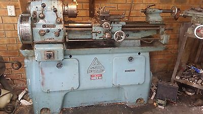 Lathe for Wood and Steel