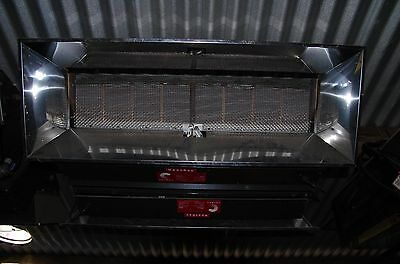 Heat Ray Natural Gas Heater