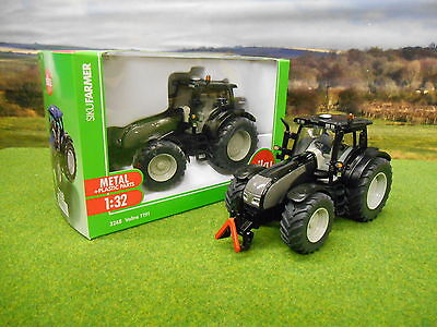 Siku Farm Valtra T191 Tractor Black Version 1/32 3268 *boxed & New*