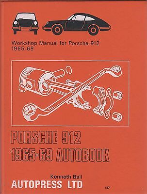 Porsche 912 Coupe ( 1965 - 1969 ) Owners Workshop Manual