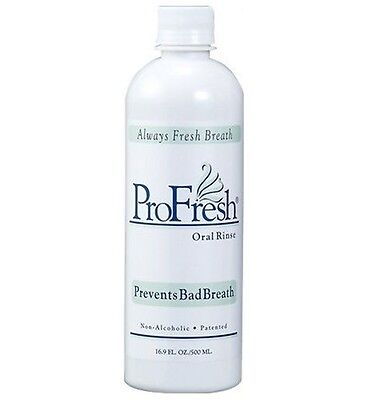 Anti-Bad Breath Pro Fresh Professional Fresh Oral Rinse 500mL from Japan