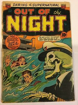 Out Of The Night, Issue 10