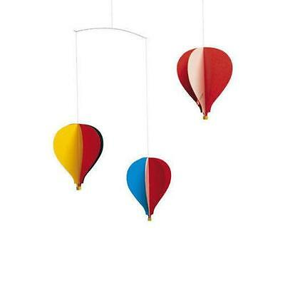 3 balloons Hanging Baby Child Bedroom Decor Mobiles Flensted Cot Crib