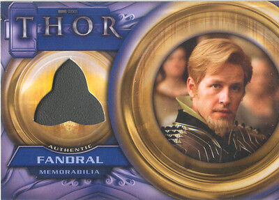 """Thor The Movie - F8 """"Fandrall"""" Costume Card"""