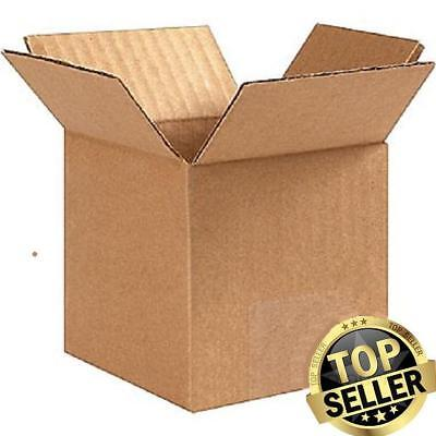 shipping boxes 25 Pack 5x5x5 Mailing Moving Box Cardboard Storage Carton Packing