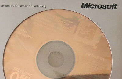 Microsoft Office XP Edition PME Small Business PME (SBE) + Licence