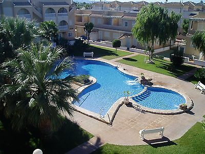 Beautiful 2 bed 2 bath penthouse apartment for sale in Los Alcazares, Murcia,