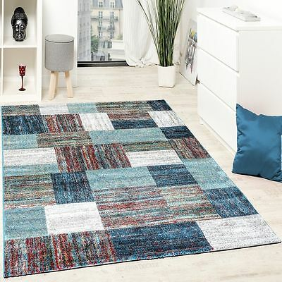 New Modern Rug Small Large Rugs Vibrant Colour Living Room Mat Carpets Quality