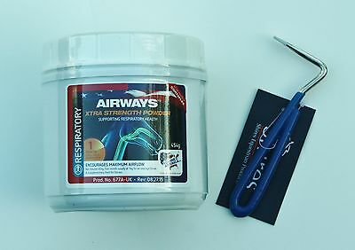 Equine America Airways Xtra Powder 454g with FREE Hoof Pick