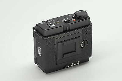 Mamiya RB67 Pro-SD 6x8 120/220 Motorised Film Back Used Clean!