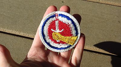 WW2 US ARMY MILITARY 442nd Infantry Regiment Patch SSI 1st Style INSIGNIA