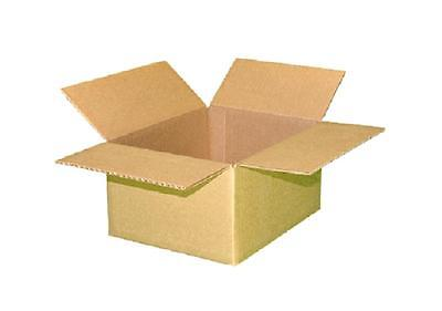 shipping boxes 25 Pk 13x10x6 Mailing Moving Box Cardboard Storage Carton Packing