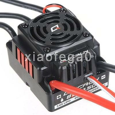 Hobbywing QUICKRUN WP-8BL150 1:8 Brushless ESC 150A for RC Cars Waterproof In UK