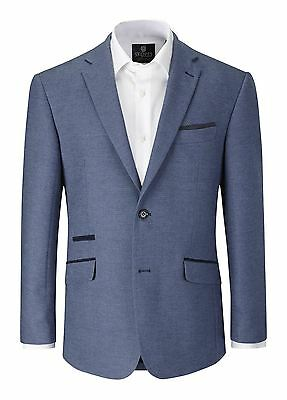 Skopes Spring Aysgarth Blue Jacket In Chest Size 40 To 62 Inches, S/r/l Fitting