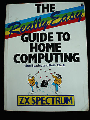 Vintage ZX Spectrum User Manual - The Really Easy Guide to Home Computing