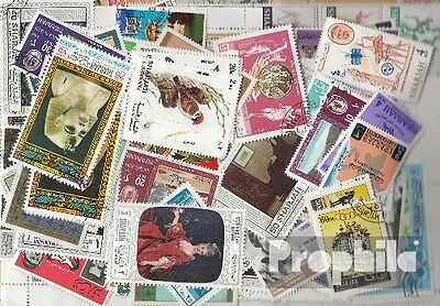 Sharjah 200 different stamps