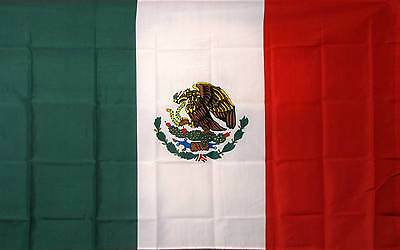 Mexico Flag 2ft x 3ft Country Banner 60cm x 90cm