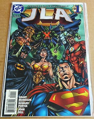 "Dc Comics  ""justice League Of America (Jla) #1""  New/unread High Grade Nm 1997"