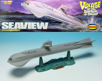 Seaview Voyage to the Bottom of the Sea 1:350 Model Kit Bausatz Moebius 808