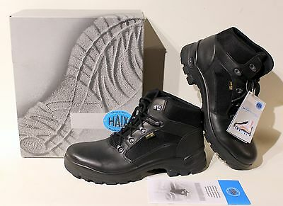 HAIX HX206212 Airpower P6 mid US Mens Boots Police Tactical SIZE US 14 M -B.NEW