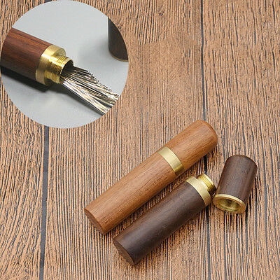 Leather Craft Needles Case Box DIY Sewing Hand Stitching Needle Holder Container